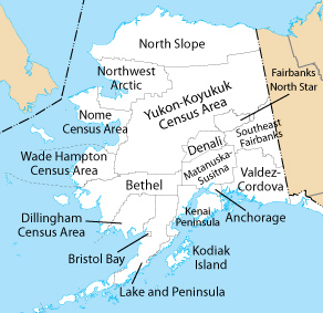 Political Map Of Alaska.Political Maps Free Online Course On World Geography